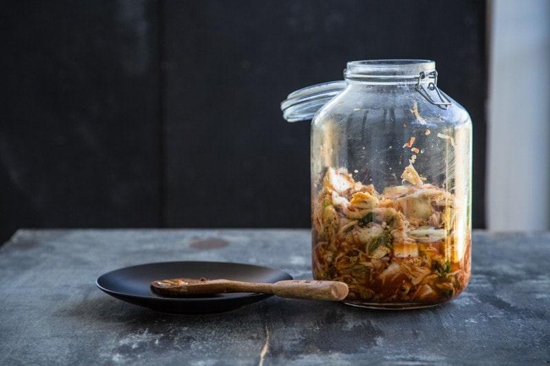 How To Make Vegan And Gluten Free Kimchi