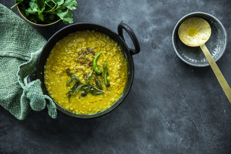 Turmeric Daal - Cook Republic