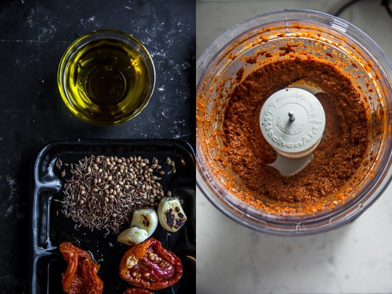 Homemade Harissa - Cook Republic #vegan #glutenfree