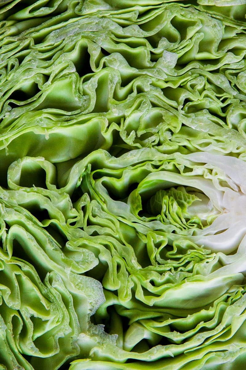 Keralan Cabbage Stir Fry - Cook Republic #vegan #glutenfree
