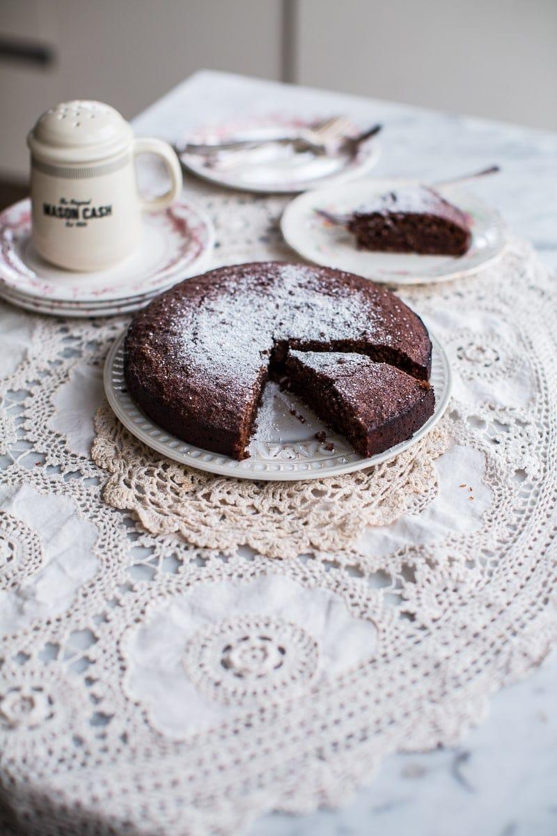 Hazelnut Cacao Cake