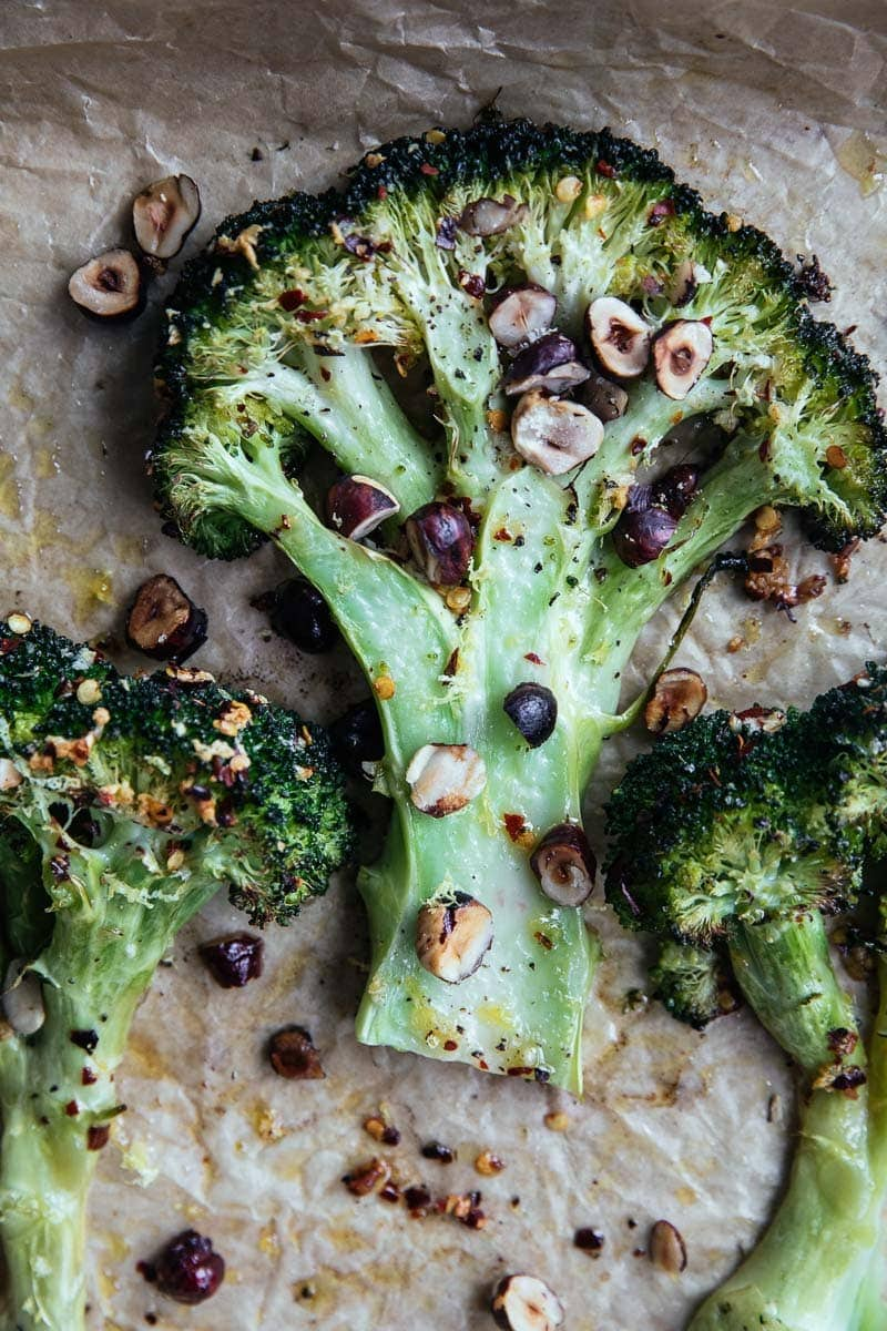 Broccoli Steaks With Garlic And Chilli Cook Republic