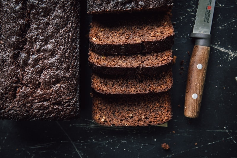 Chocolate Orange Marmalade Loaf - Cook Republic