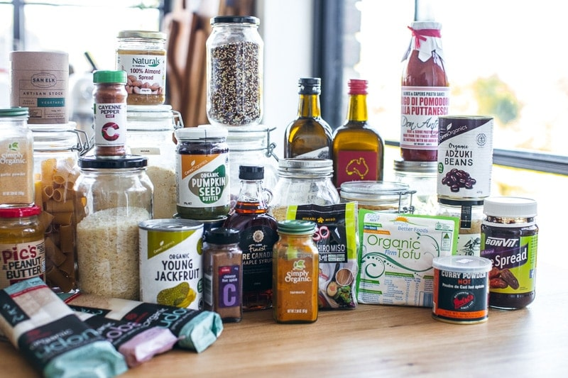 Isolation Grocery List For Vegetarian And Vegans And Tips To Getting Your Daily Dose OF Veggies During Lockdown - Cook Republic