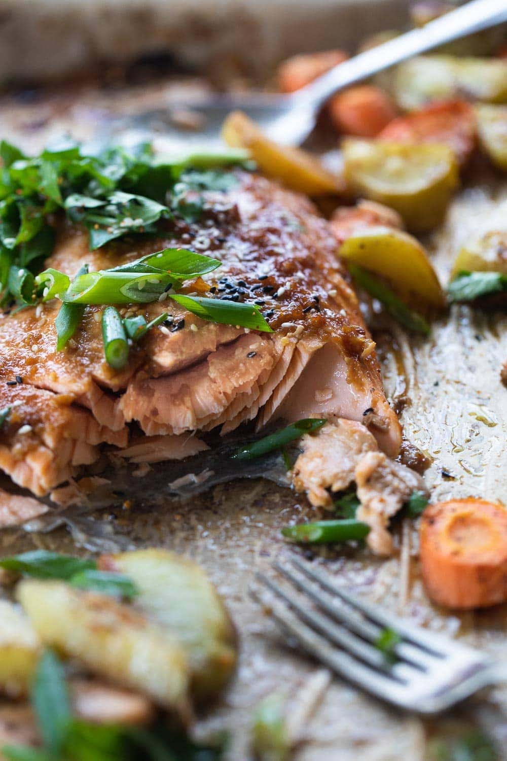 Oven Baked Miso Salmon - Cook Republic