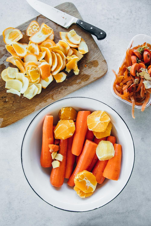 Sun Juice (Immune Boosting Carrot Orange Turmeric Ginger Juice) - Cook Republic