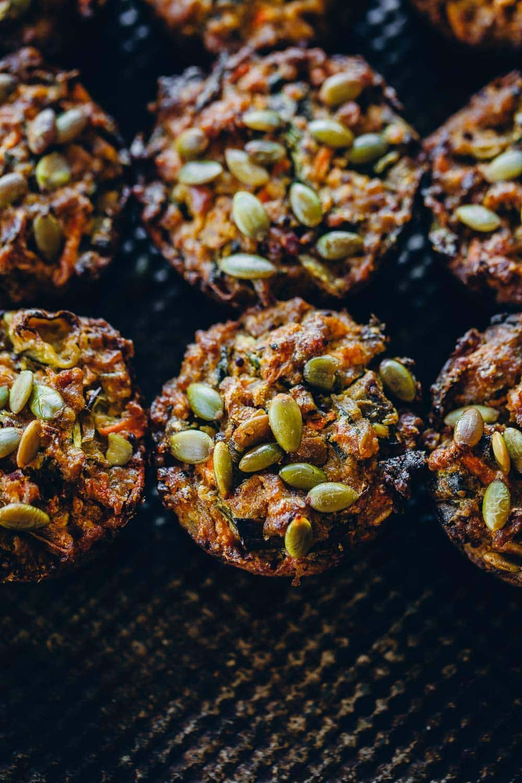 Good Breakfast Veggie Muffins - Cook Republic
