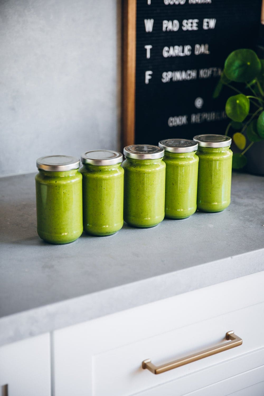 Green Kiwi Bomb Smoothie - Cook Republic