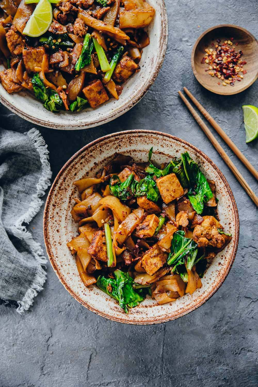 Tofu Pad See Ew - Cook Republic