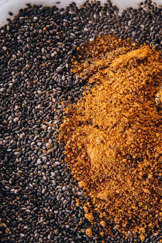 Vegan Coconut Caramel Chia Pudding - Cook Republic