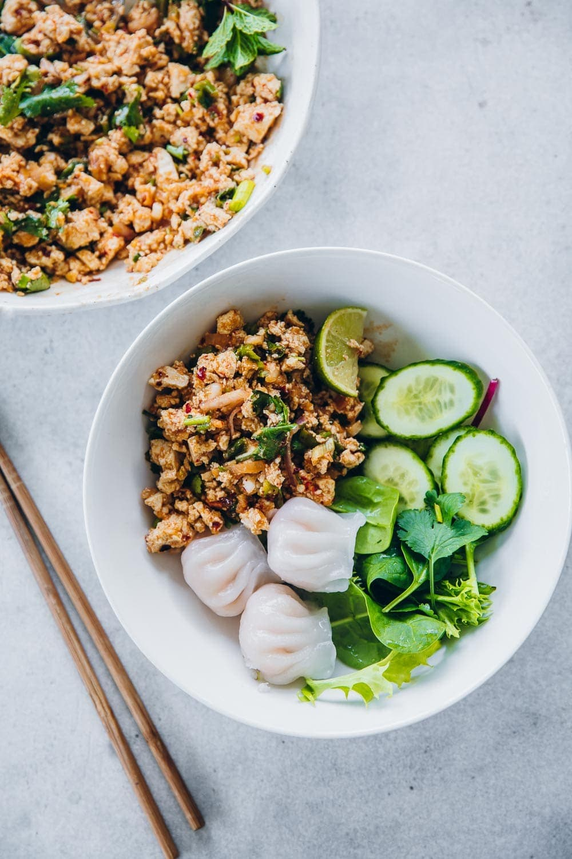 Tofu Larb Gai - Cook Republic