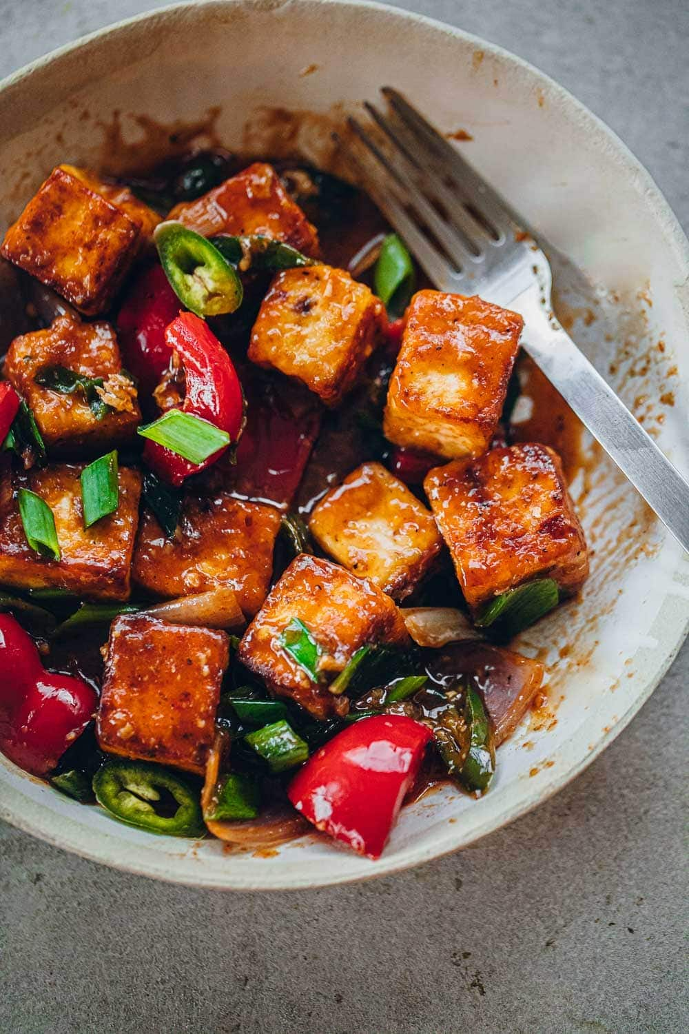 Chilli Paneer - Cook Republic #indochinese