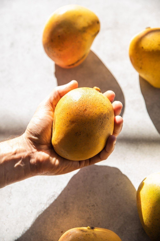 Ginger Mango Lassi - Cook Republic