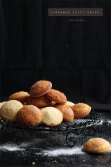 Cardamom Patty Cakes - Sneh Roy