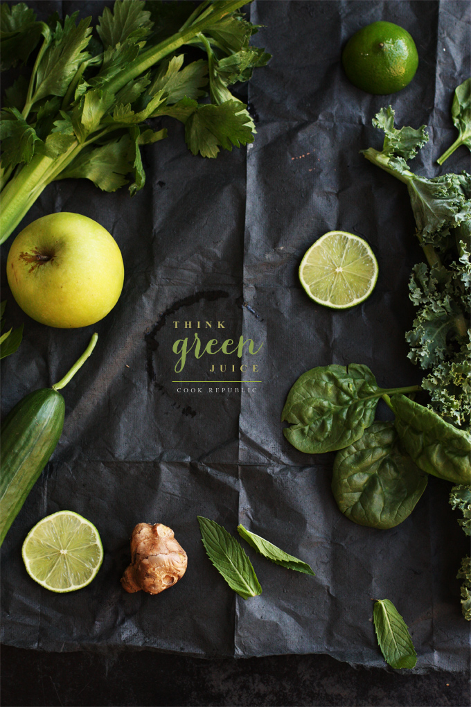 Green Ingredients - Sneh Roy