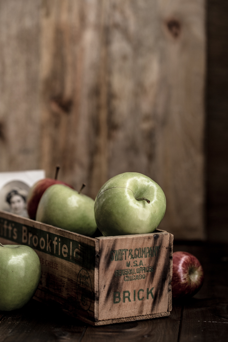 Apples - Food Photography & Styling, Sneh Roy