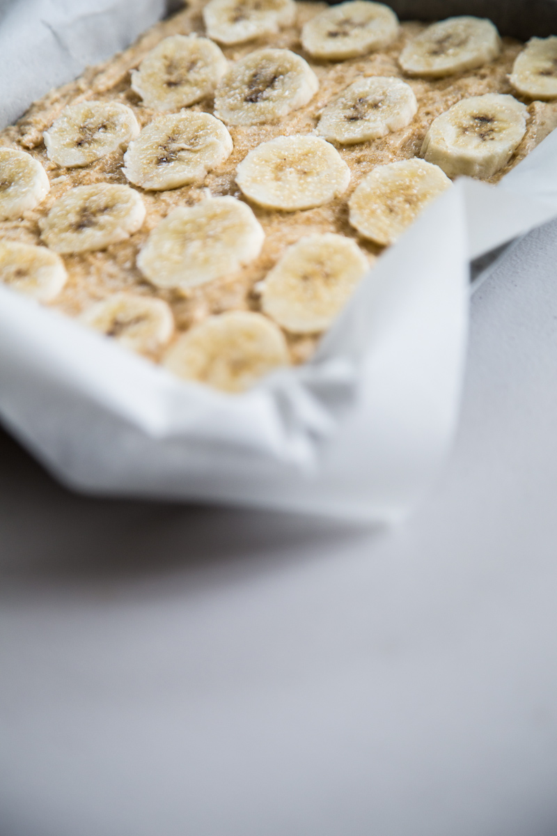 Banana Buttermilk Tray Cake - Cook Republic