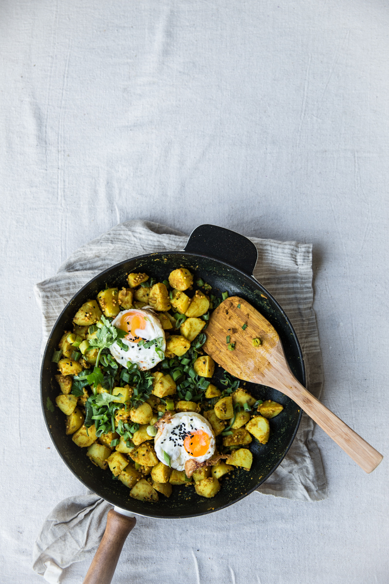 Bombay Potatoes - Cook Republic