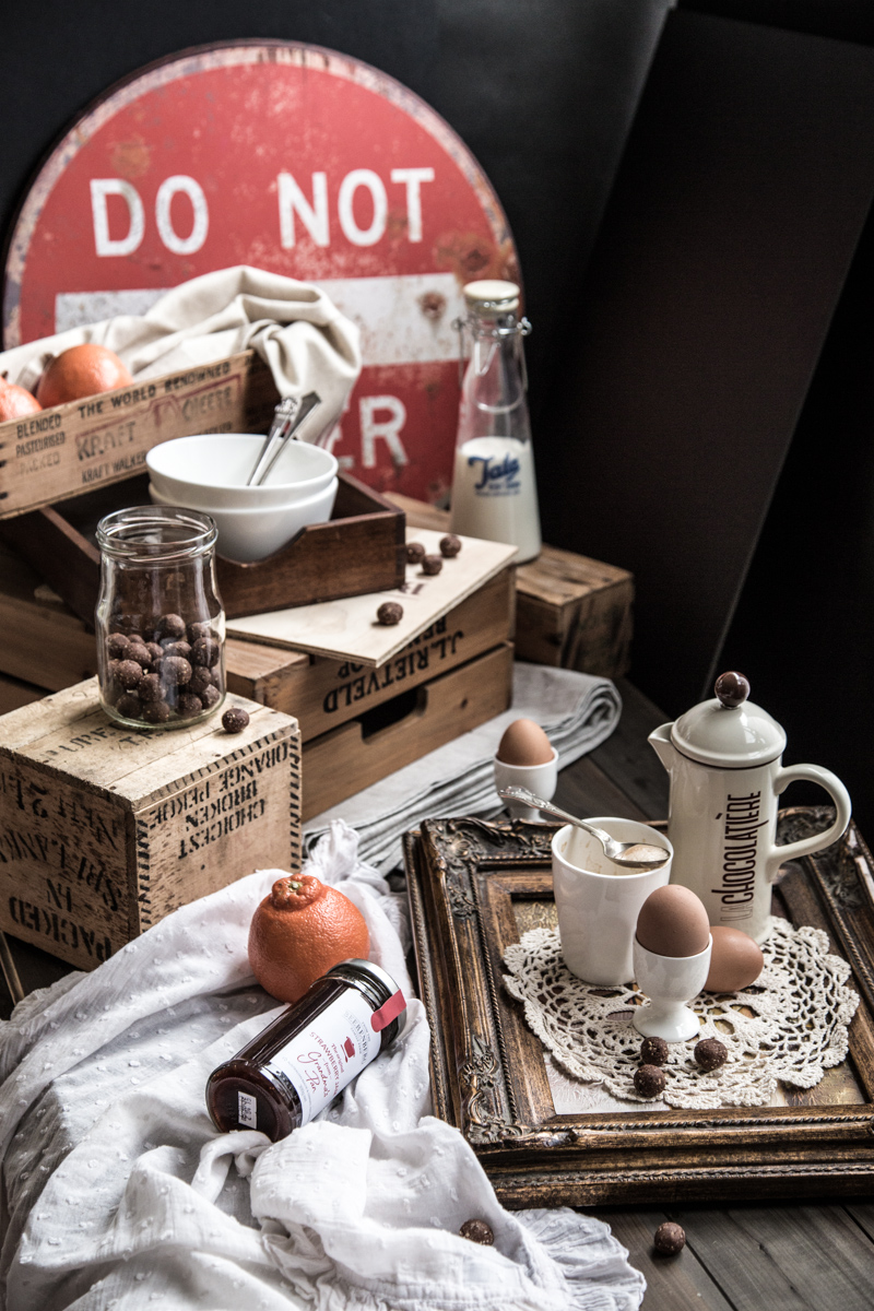 Breakfast In Bed - Styling and Photography, Sneh Roy. ELLE Australia
