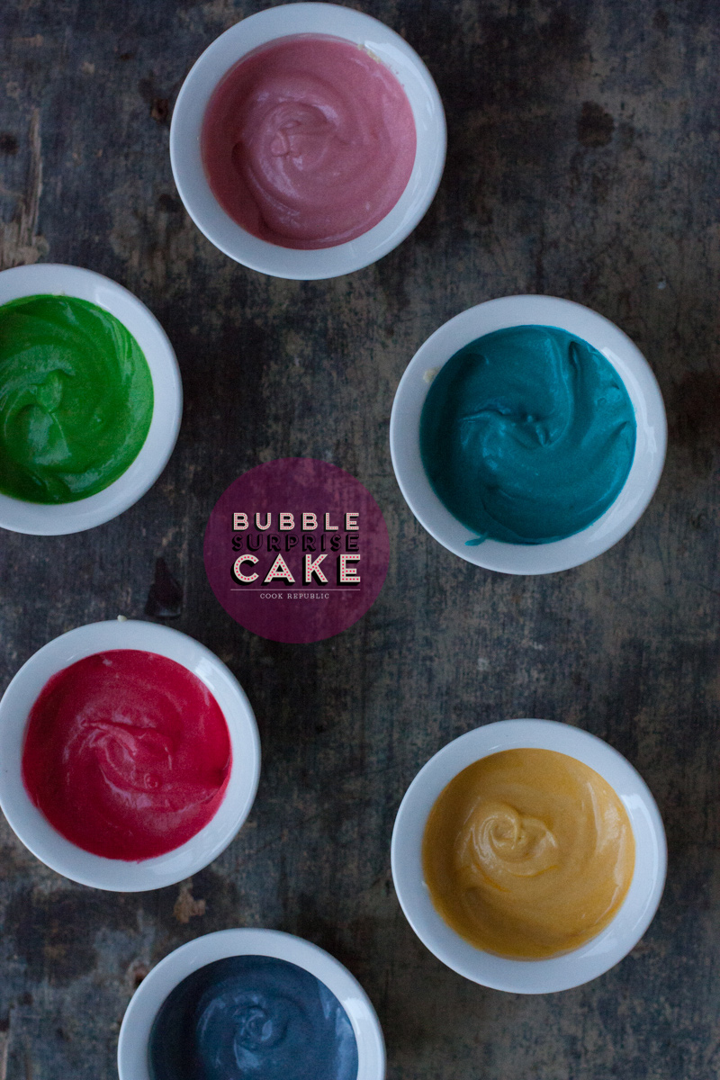 Cake Colours - Cook Republic