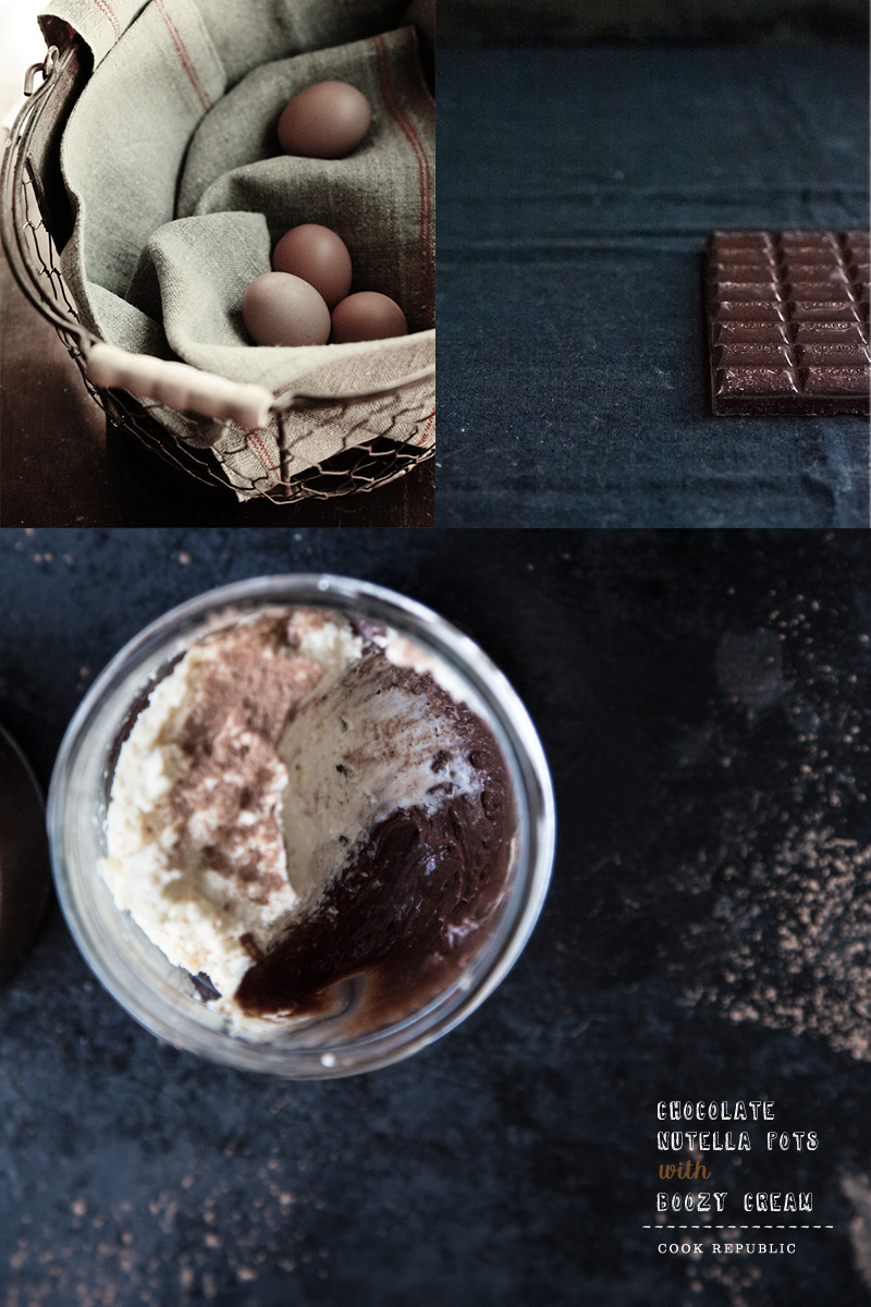Eggs And Chocolate - Cook Republic