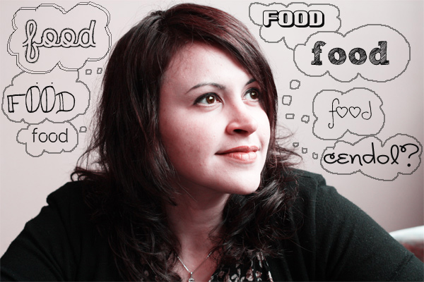 Confessions of a Food Blogger/Foodie
