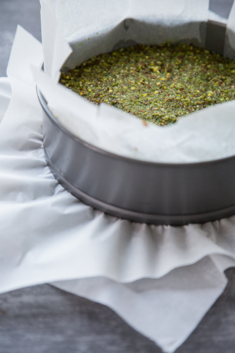 Flourless Pistachio Cake - Cook Republic