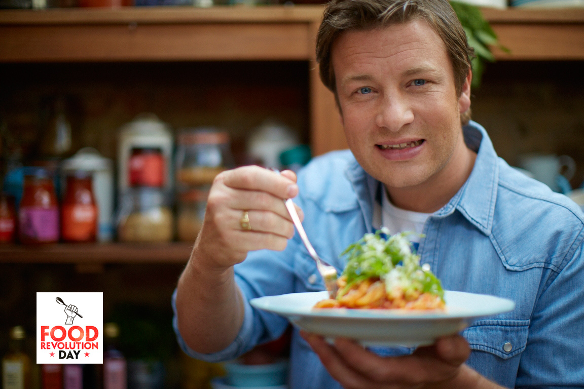Food Revolution Day - Jamie Oliver
