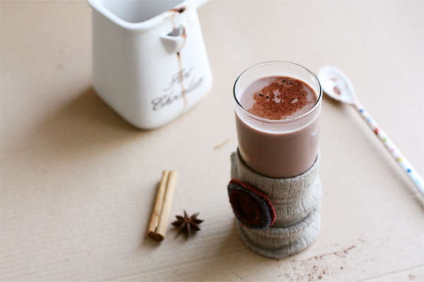 Hot Chocolate Chai Tea | Cook Republic