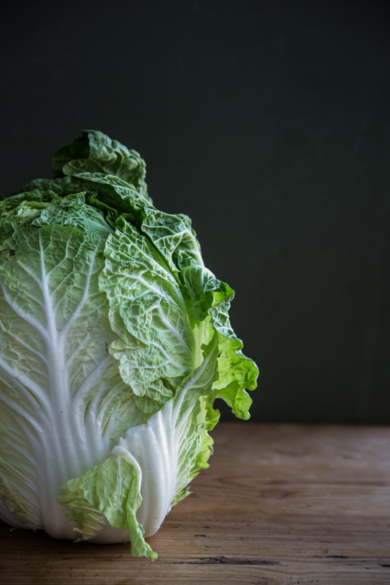 Cabbage / How To make Kimchi - photo and styling, Sneh Roy