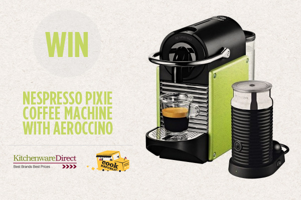 Win A Nespresso Pixie Coffee Machine Worth $439