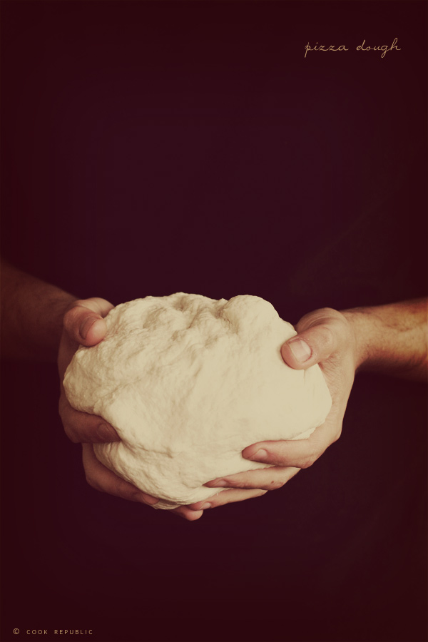 Basic Pizza Dough - Cook Republic