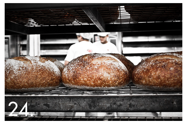 A Peek Inside Brasserie Bread's Artisan Bread Making Process