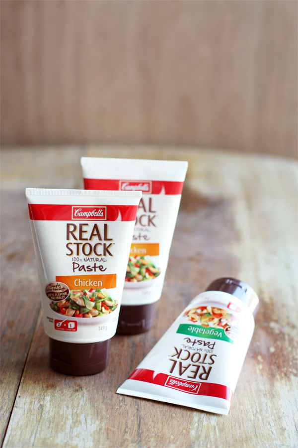 Campbell's Real Stock Paste