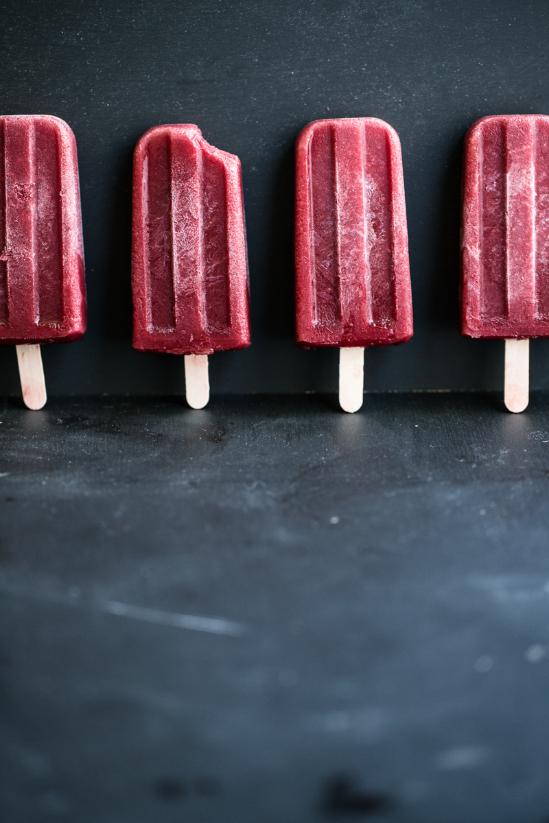 Pure Raspberry Pops - Sneh Roy, photo and styling
