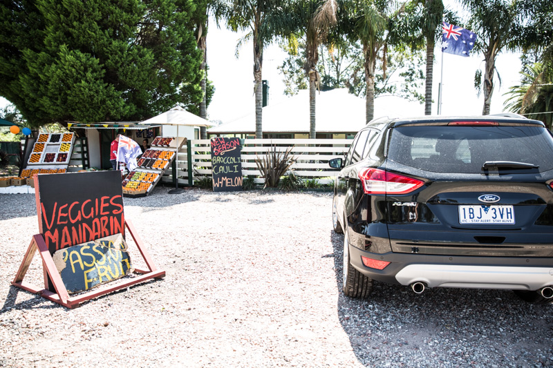Road Trips And Farm Produce - Cook Republic