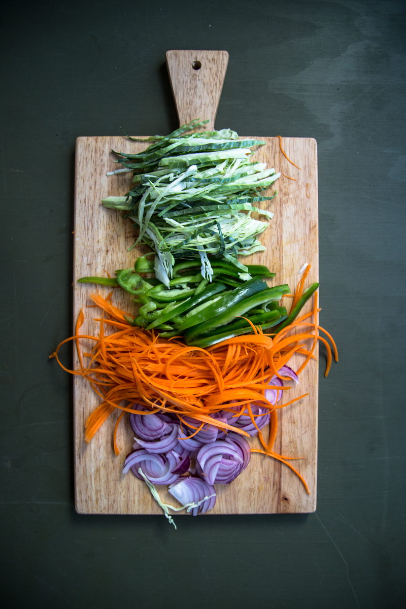 Asian Vegetables - Photo & Styling, Sneh Roy