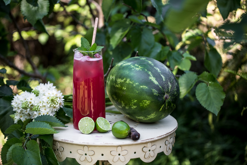 Watermelon Agua Fresca - Cook Republic