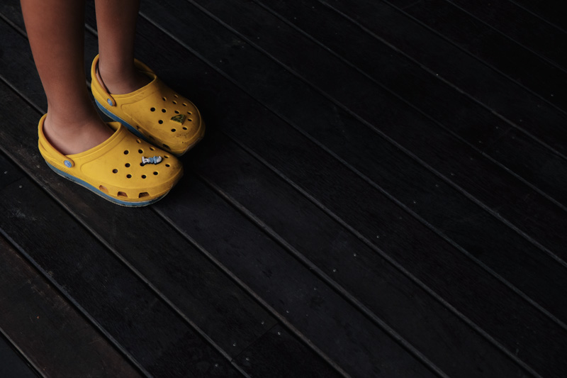 Yellow Crocs - Cook Republic