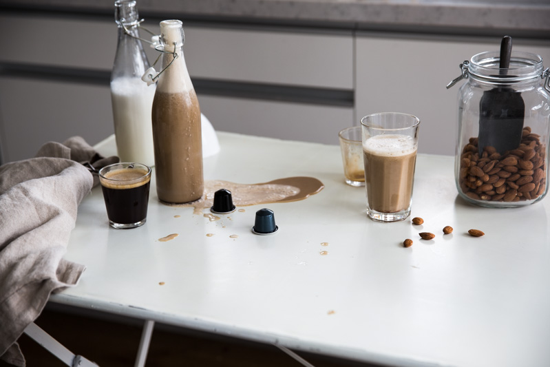 Coffee Nut Milk - Cook Republic