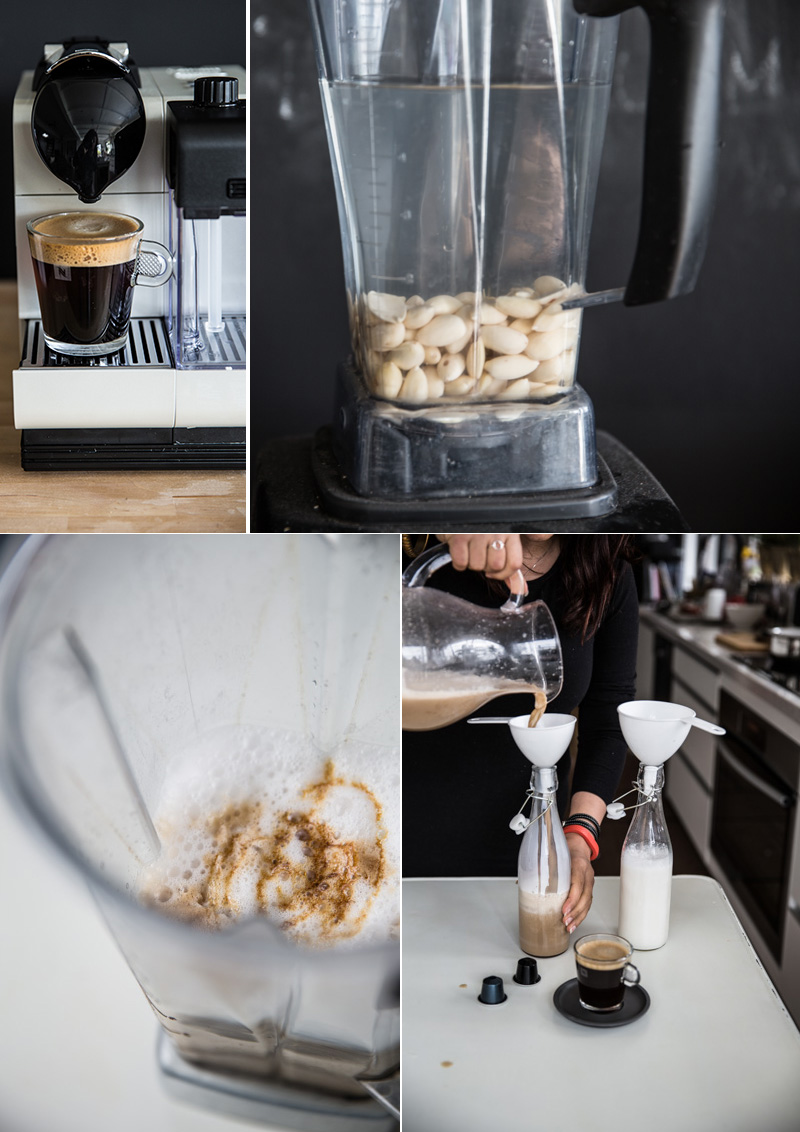 How To Make Coffee Nut Milk - Cook Republic