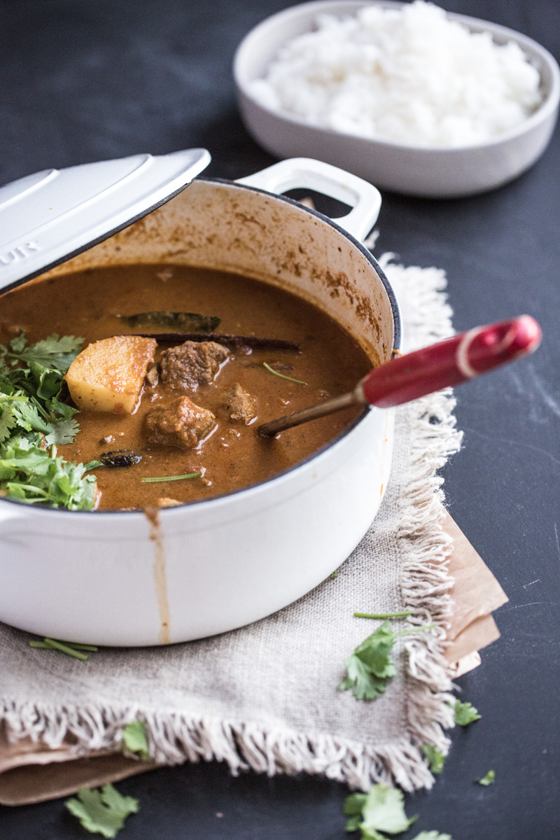 Lamb And Coconut Curry - Cook Republic