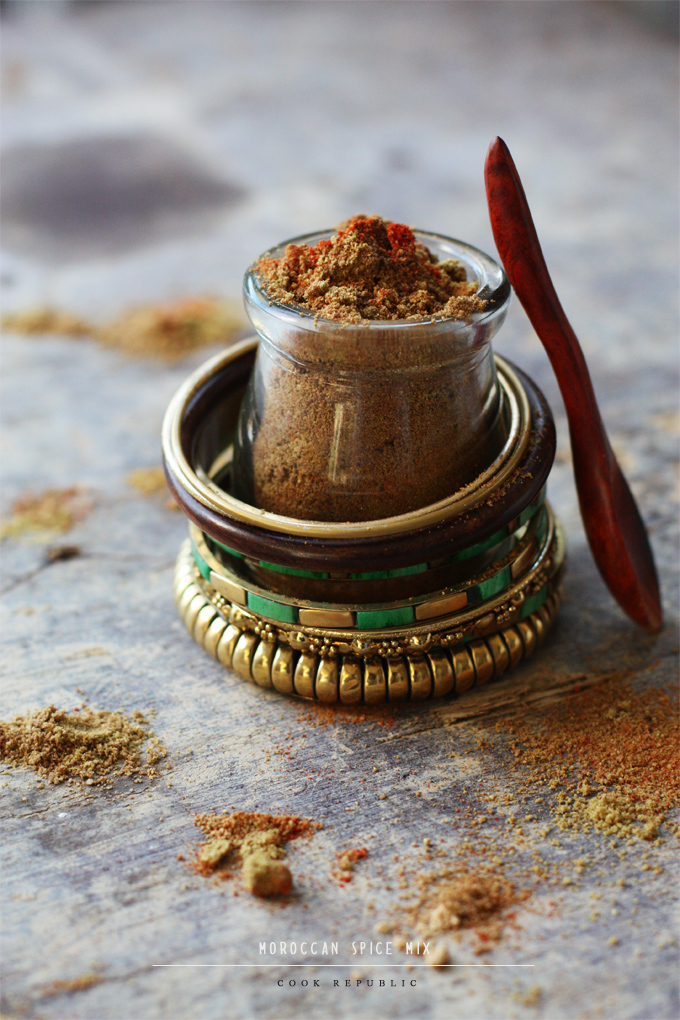 Moroccan Spice Mix - Cook Republic