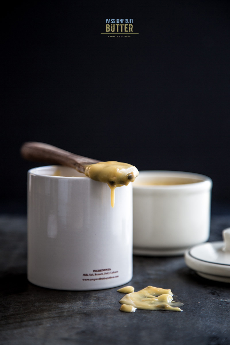 Passionfruit Butter - Sneh Roy, Photo