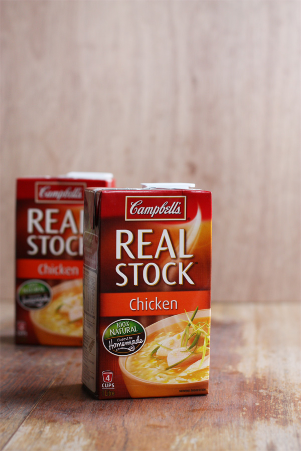 Campbell's Real Chicken Stock