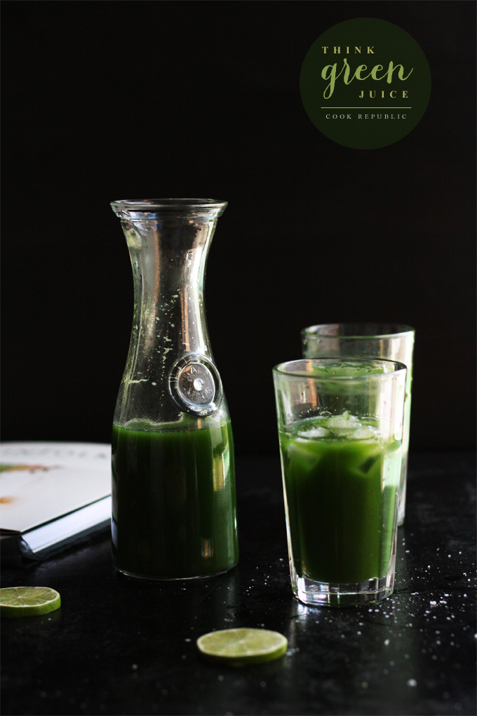Think Green Juice - Cook Republic