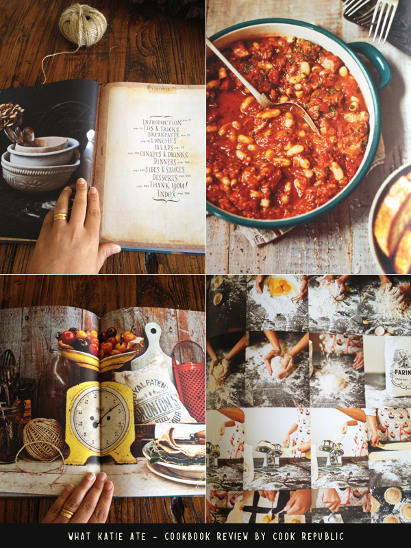 What Katie Ate - A Cookbook Review By Cook Republic