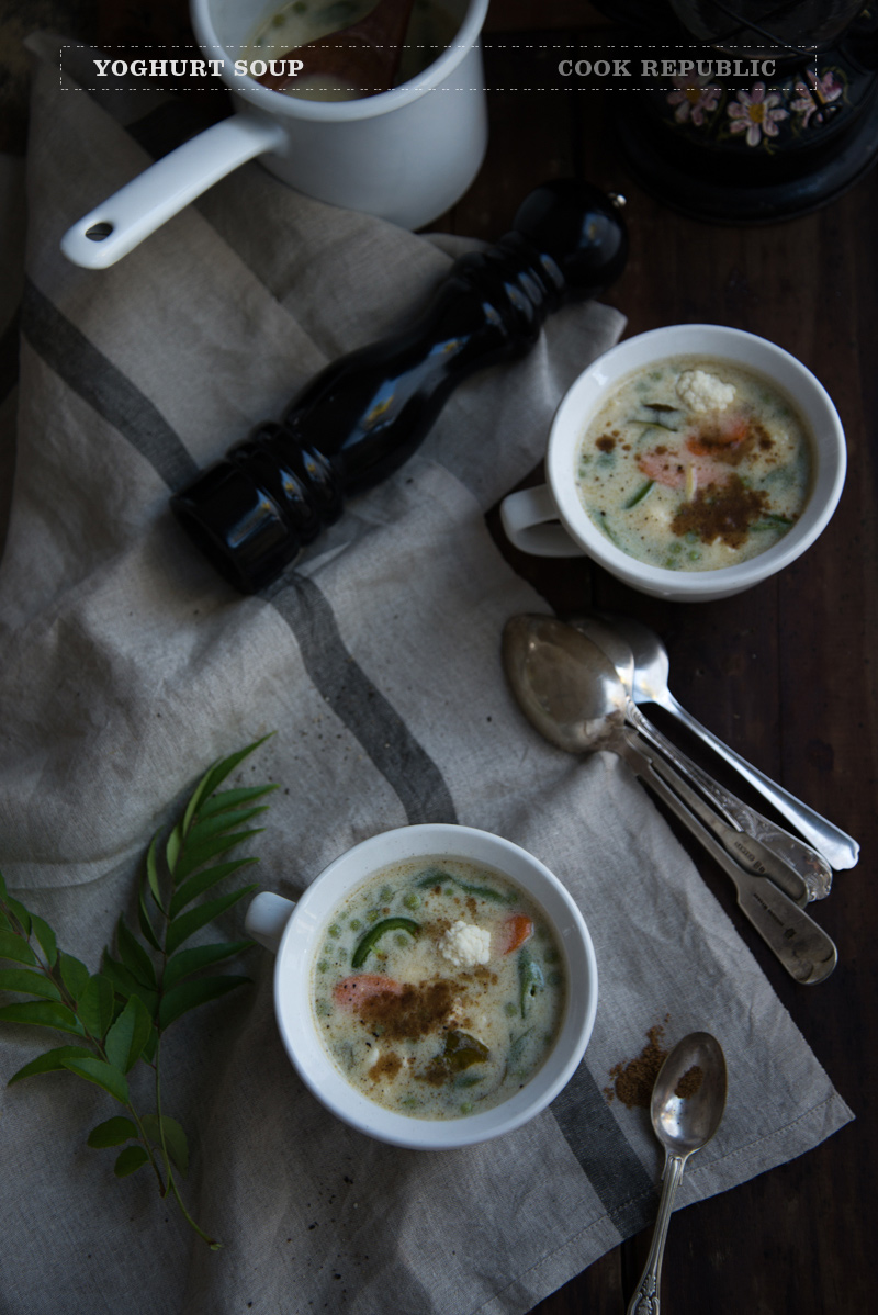 Yoghurt Soup - Photo, Sneh Roy