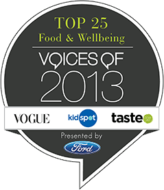 Voices Of Australia 2013 - Food And Well Being Top 25