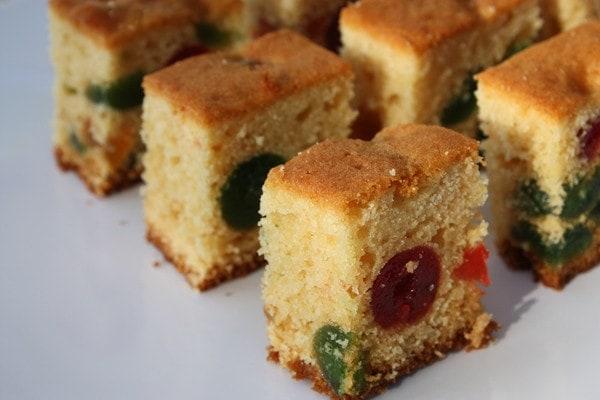 Tutti Frutti Cake